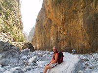 Samaria Gorge Small Group Hiking Day Trip from Chania
