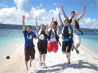 Barasu and Hatoma Island Snorkeling Tour Including BBQ Lunch