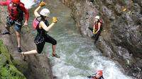 Costa Rica Gravity Falls Canyoning Adventure from La Fortuna