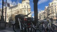 Electric Bike rentals by hours or days for you to enjoy your visit in Madrid