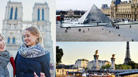 Skip the line Louvre  & Cruise tickets with Notre Dame Guided Tour