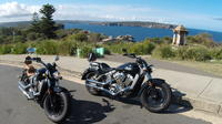 Cruise The Sydney Coastline 2-Hour Motorcycle Tour