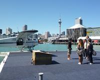 Auckland Seaplane Tour, Auckland CBD Air Activities
