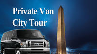Private City Tour with Driver Guide Up to 12 people