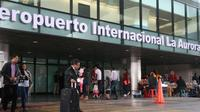 Transfer Out from Antigua Guatemala Hotels to INTL Airport Aurora in Guatemala City