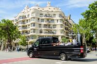 Barcelona Highlights Tour Including Helicopter Flight and Boat Ride