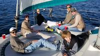 Catamaran on san diego bay for up to 6 guests