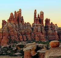 Canyonlands National Park Needles District by 4x4