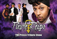 Purple Reign, The Prince Tribute Show at the Tropicana Hotel Las Vegas