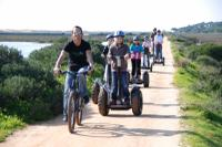 Ria Formosa Natural Park Birdwatching Segway Tour from Faro