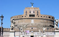 Castel SantAngelo and Ponte SantAngelo Walking Tour in Rome