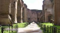 Thermae of Caracalla - Ancient Rome Tour