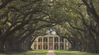 Oak Alley and Whitney Plantation Tour with Transportation