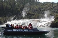 Jet Boat Ride on Waikato River Including Tutukau Gorge and Orakei Korako, Rotorua Natural Activities & Attractions