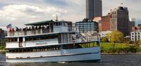Hudson River Sightseeing Croisière de Albany - New York State -