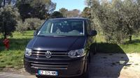 Private Departure Transfer: Marseille to Marseille Airport