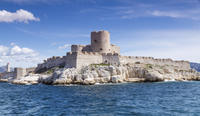 Private Tour: Marseille City Sightseeing and Chateau d