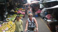 Ruelles de Bangkok Bicycle Tour - Bangkok -