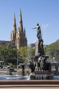 Sydney Shore Excursion: Sydney Walking Tour