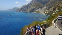 Small-Group Pompei&Amalfi coast drive with Positano stop from Rome