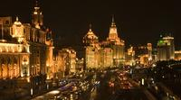 Private Tour: Shanghai at Night with Acrobatic Show