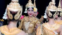 Cambodian Arts Traditional Dance Show