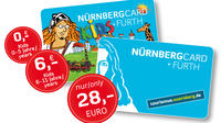 2-Day Nuremberg Card: Experience Nuremberg and F�rth