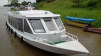 VIP Speedboat tickets from Santa Rosa (Border with Brazil) to Iquitos (Peru)