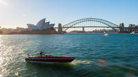 Private Sydney National Park and Icons Cruise