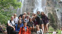 Plitvice Lakes and Rastoke Day Tour from Zagreb