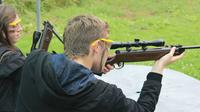 Private Air Rifle Shooting Session in Blackpool