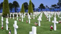 American D-Day Beaches Full Day Tour from Bayeux
