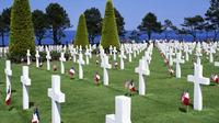 Full-Day Small-Group Tour of American D-Day Beaches from Bayeux