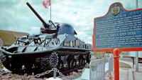Half-Day Tour to the Canadian D-Day Beaches Including the Juno Beach Sector from Bayeux