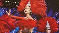 Paris Night City Tour and Moulin Rouge Show with Hotel Pick-Up