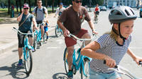 Highlights of Paris Bike Tour with Eiffel Tower, Louvre and Notre-Dame
