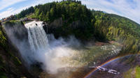 Snoqualmie Falls and Seattle City Tour