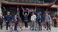 Private Bamboo Bicycle Tour in Chengdu