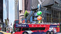 Imagen Hop-On Hop-Off New York Bus Tour with Statue of Liberty Ticket and More