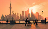 3-hour Shanghai Bund and Breakfast Tour