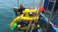 Bali Water Sports Adventure Package:Underwater Scooter, Fly Fishing and Jet Ski