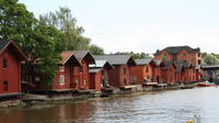 Shore Excursion: Best of Helsinki and Medieval Porvoo Town Group Tour