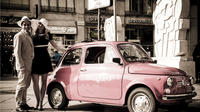 Vintage Fiat 500 Tour in Milan