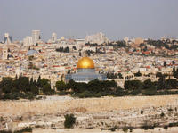 Jerusalem Daily Half Day Tour from Herzliya