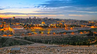 Jerusalem Old and New Daily Tour from Herzliya