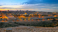 Jerusalem Old New Cities Tour from Tel Aviv Herzliya Netanya