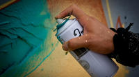 Small-Group Graffiti Tour with Painting Class in Austin