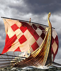L'exposition Vikings au Discovery Times Square - New York -