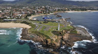 30 Minute Wollongong Coastal Helicopter Scenic Flight