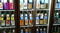 All-you-can-drink Sake Tasting in Tokyo